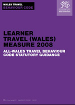 All-Wales Travel Behaviour Code Statutory Guidance 2017
