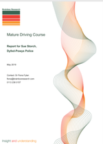 Mature Driving Course
