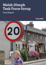 Welsh 20mph Task Force Group Report