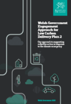 Low Carbon Delivery Plan 2: engagement plan